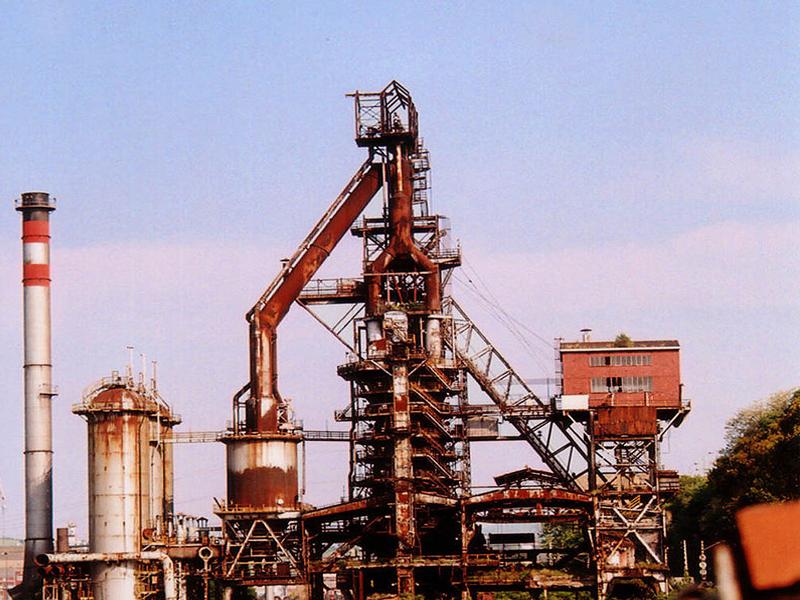 Empresas de ayer: Altos Hornos de Vizcaya